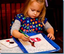 Preschool Letter A-8057