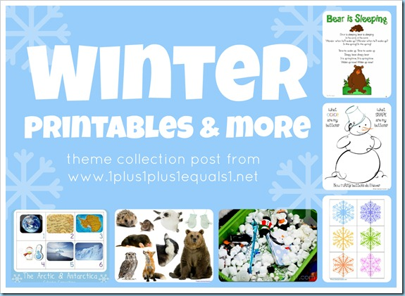 Winter Theme Collection