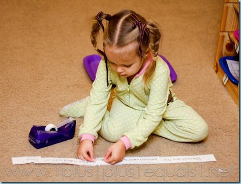 Home Preschool Letter B -8277