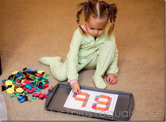 Home Preschool Letter B -8283