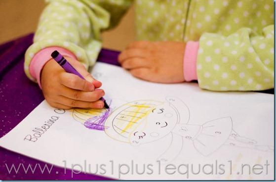 Home Preschool Letter B -8284