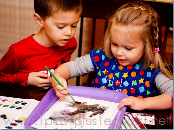 Home Preschool Letter B -8471