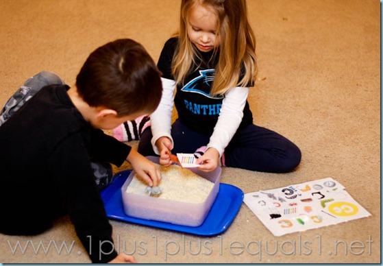 Home Preschool Letter C -8682