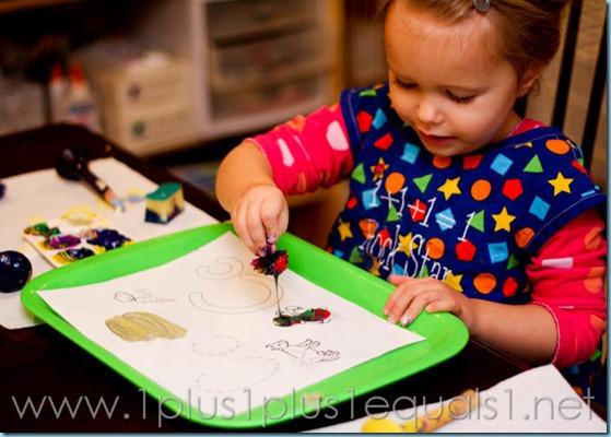 Home Preschool Letter C -9241