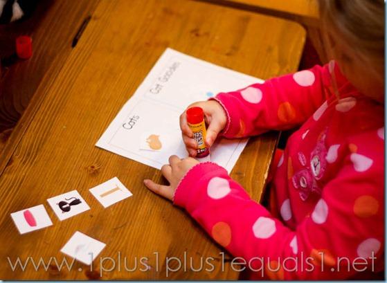 Home Preschool letter C -8758