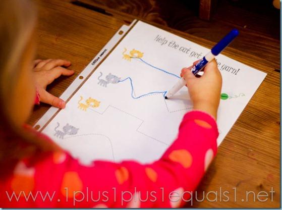 Home Preschool letter C -8759