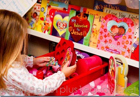 Valentine's Homeschool Fun -9192