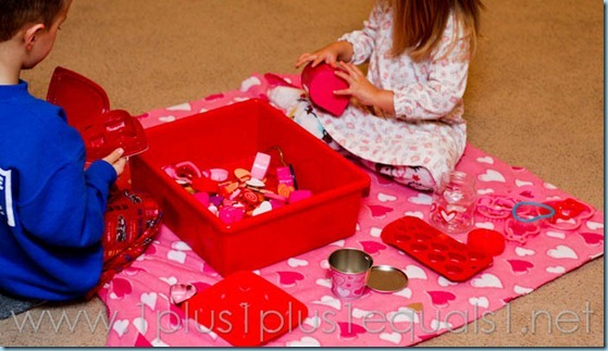 Valentine's Homeschool Fun -9195