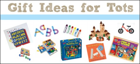 Gift Ideas for Tot School