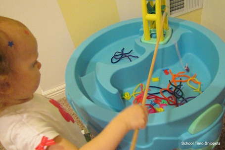 Fishing for Pipecleaners