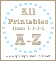 Alll Printables A to Z 300