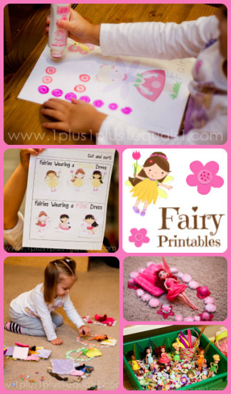 Fairy Theme Preschool Fun