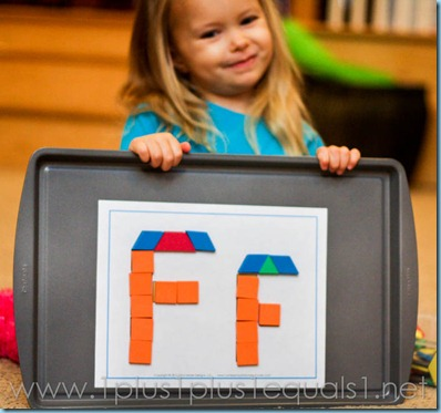 Home Preschool Letter Ff -1630