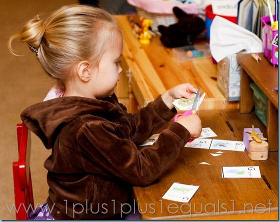 Home Preschool Letter Gg -2122