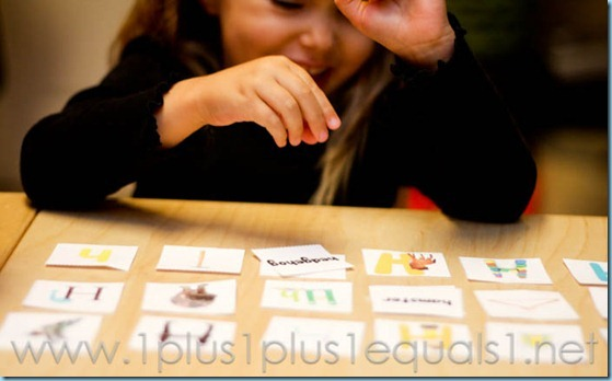 Home Preschool Letter Hh -3172