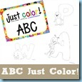 Just-Color-ABCs