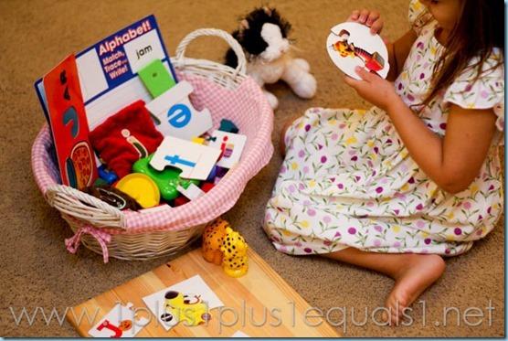 Home Preschool Letter Jj -3938