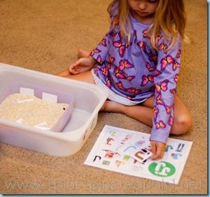 Home Preschool Letter Jj -3990
