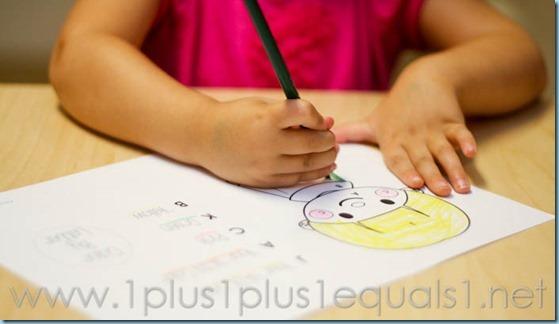 Home Preschool Letter Jj -4045