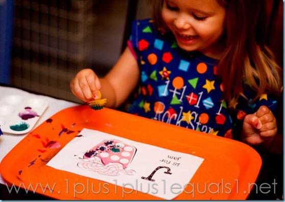 Home Preschool Letter Jj -4601