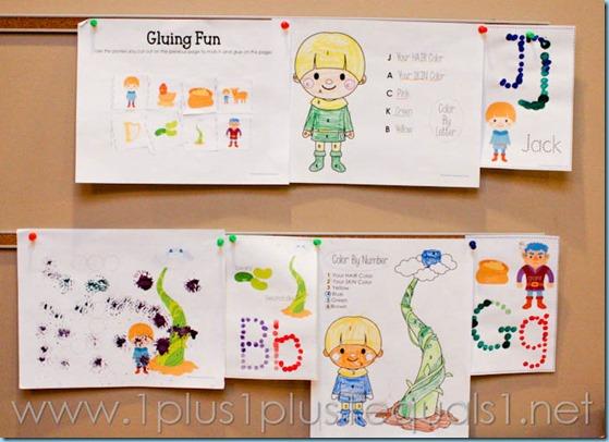 Home Preschool Letter Jj -5102