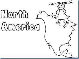 Continent Kids: North America