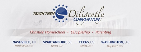 Teach Them Diligently 2014 Conventions