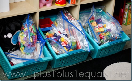 All By Myself Preschool Boxes -5681