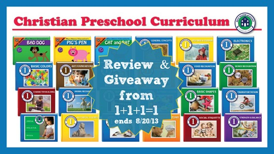Blue Manor Academy Christian Preschool Curriculum
