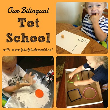 Bilingual Tot School