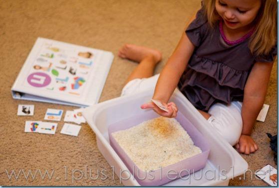 Home Preschool Letter L -7045