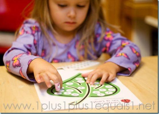 Home Preschool Letter L-7099