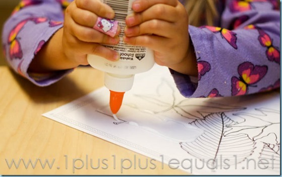 Home Preschool Letter L-7103
