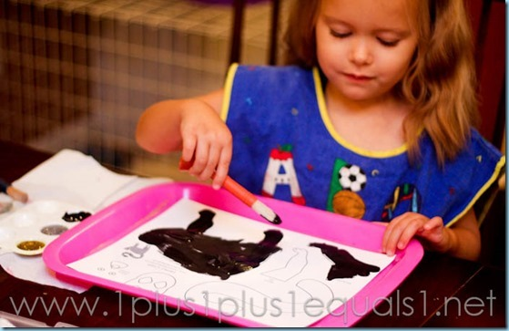 Home Preschool Letter L -7161