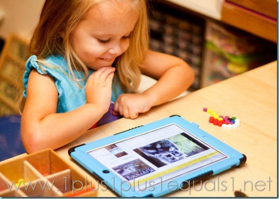 Home Preschool Letter L -7244