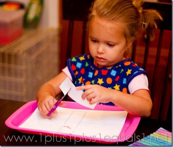 Home Preschool Letter L -7330