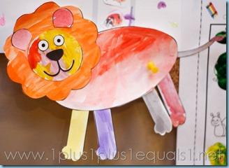 Home Preschool Letter L -7467