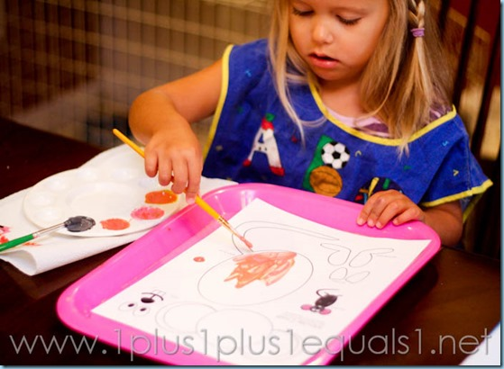 Home Preschool Letter M -8031
