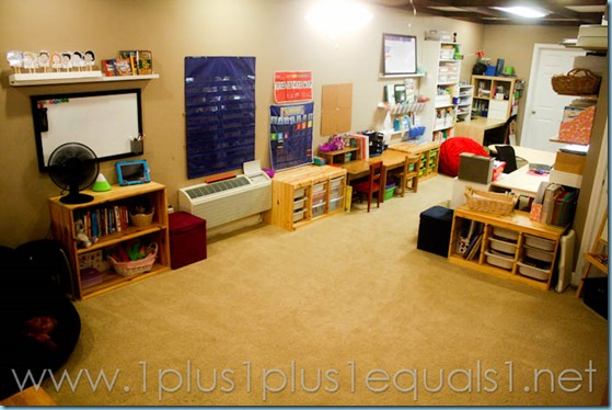 Homeschool Room -5936