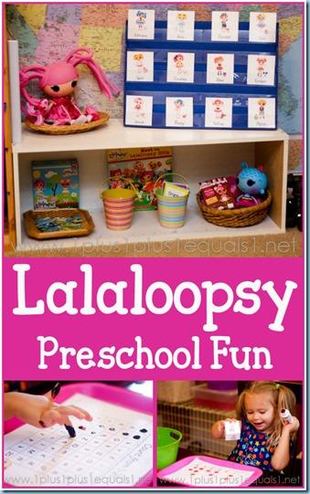 Lalaloopsy Preschool Fun