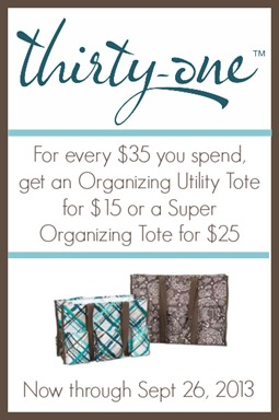 Thirty One September 2013 Special