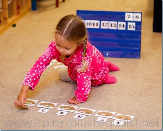 Home Preschool Letter N -9224