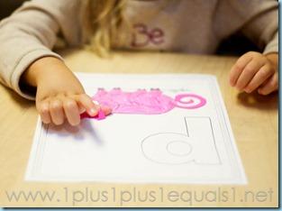Home Preschool Letter P -9931