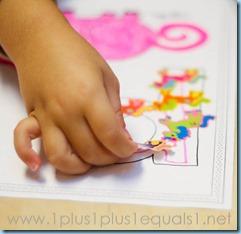 Home Preschool Letter P -9935