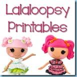 Lalaloopsy Printables