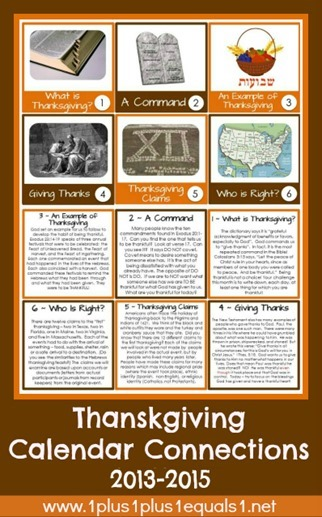 Thanksgiving Calendar Connections 2013 through 2015_thumb[2]