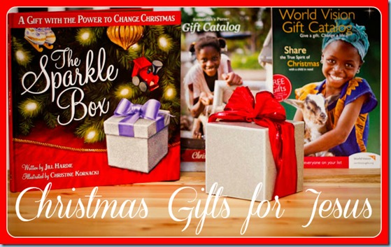 Christmas Gifts for Jesus