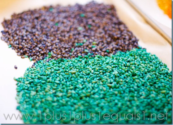 Colored Wheat Berries -9874