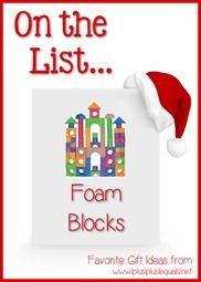 Favorite Gift Idea Foam Blocks_thumb