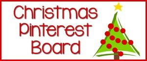 Christmas Theme Pinterest Board